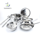 Custom Orders Promotion Gift 6pcs/9pcs Stainless Steel Cookware Set / Cooking Pot / Stock Pot Set With Kitchen Accessories