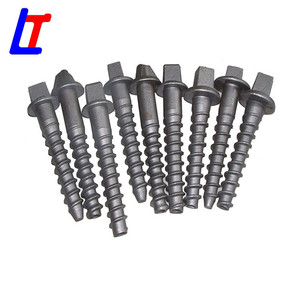 AREMA Rail Sleeper Screw SS25/SS35 Manufacturer