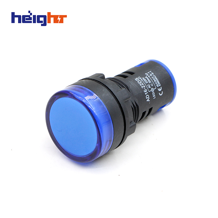 AD16-22DS DC/AC 6v 12v 24v 36v 48v 110v 220v 380v LED signal indicator <strong>light</strong>
