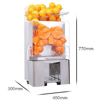 Hot selling sap apparatuur/sap oranje machine