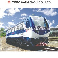 CKD6D meter-gauged diesel locomotive