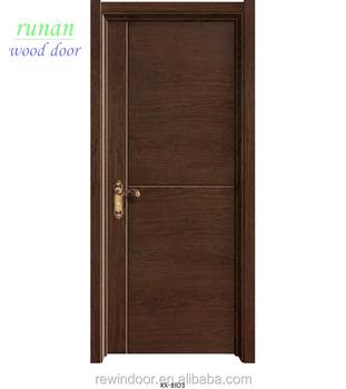 Dise o de la puerta principal de la f brica de china for Modelos de puertas de madera para frente