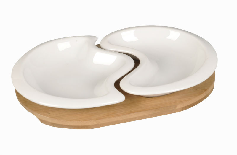 Ceramica Tapas Piatto Set