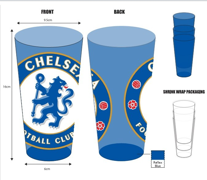Manufacture color changing !!! promotional plastic stadium cups,32 oz plastic stadium cup