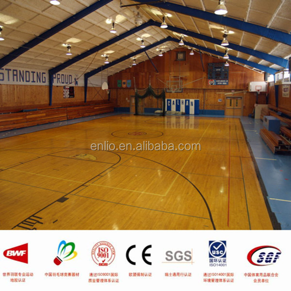 PVC Sports Plastic Sports Flooring for Basketball Court