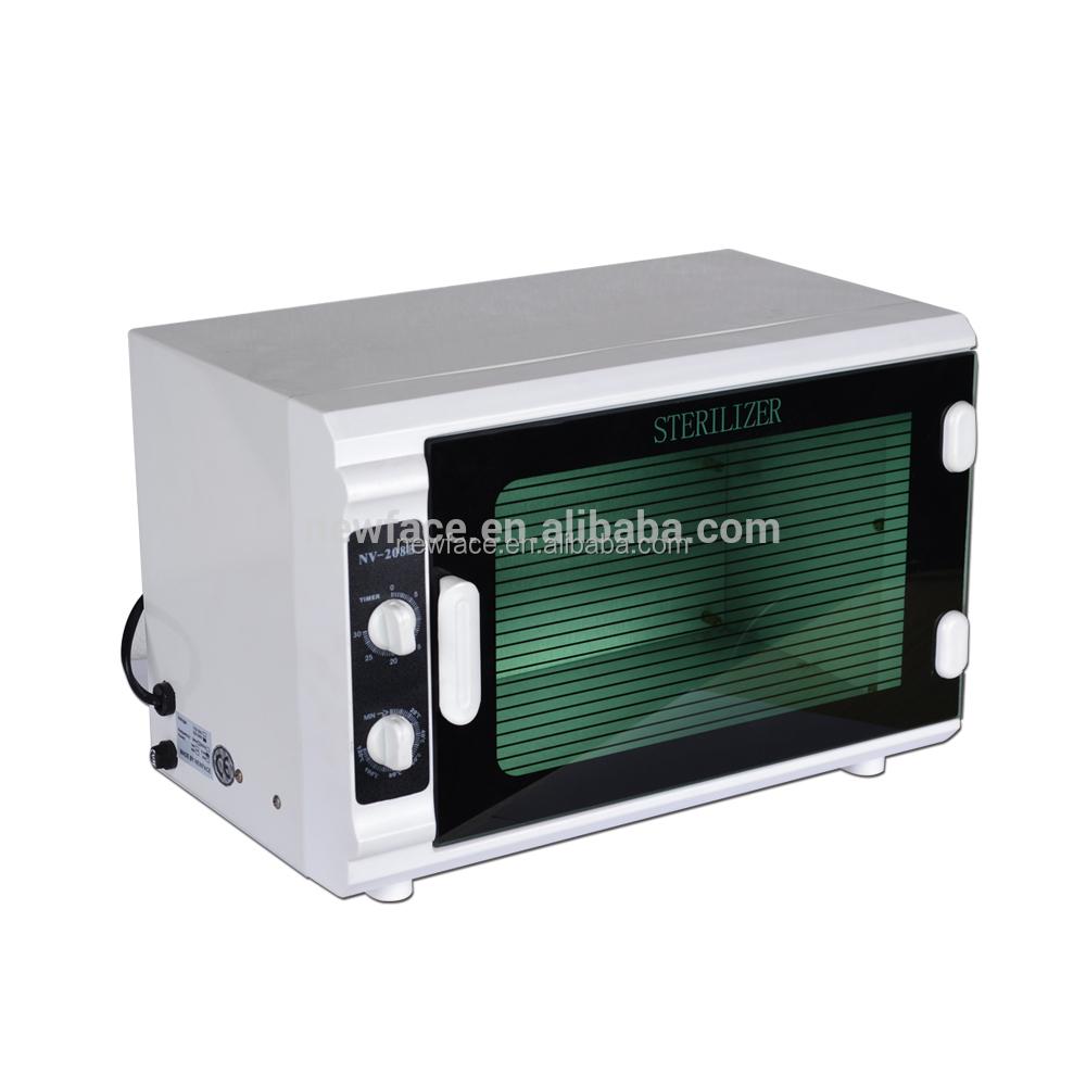NV-208B uv sterilizer box nail tool sterilizer led uv sterilizer