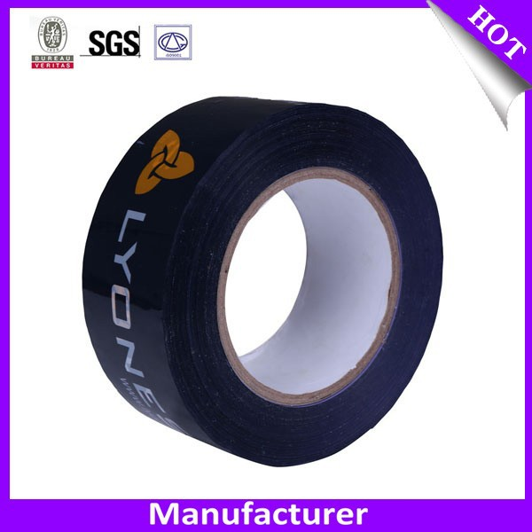 China manufacturer Star product branded adhesive tape with logo printed