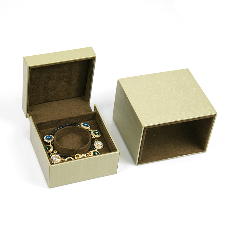 Wholesale gift display packaging storage bangle box with custom logo, As picture or customized