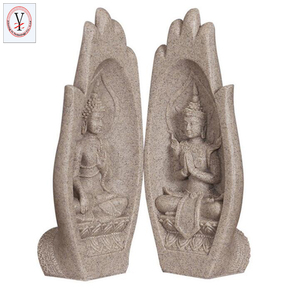 New style resin Buddha hand desk decoration