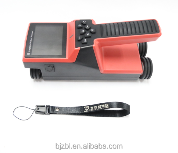 30% Discount Portable ZBL-R660 Concrete Iron Bar Locator