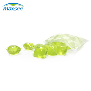 15g OEM wholesale hot sale laundry detergent pods household or hotel 3-in-1 Laundry safe and eco friendly Detergent Pods