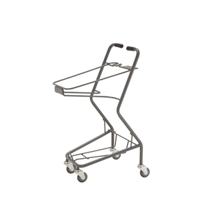 Shopping metal shopping trolley smart cart for children