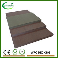 UV Resistant Ship Outdoor Bamboo Deck Floor Covering Made in China