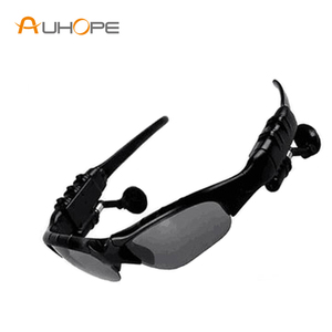China Factory Sport Sun Glasses Stereo Bluetooth Headset Sunglasses