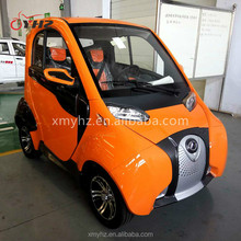 2018 factory price chinese new cheap adult two seater electric car with eec certificate