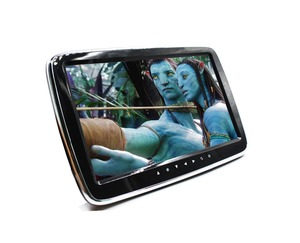 Hot Selling Detachable Digital Touch Screen 10 Inch Car Headrest Dvd/MP5