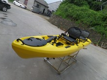 fishing kayaks wholesale canoe with pedal sit on top kayak
