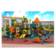 Hot New Products Villa Series Amusement Park Plastic Outdoor Playground