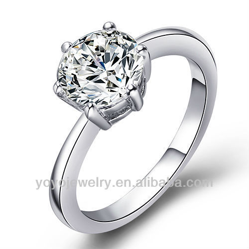 2018 High quality Shenzhen diamond engagement ring for women
