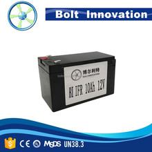 Hot selling 12v 10ah lifepo4 battery pack for lead acid battery replacement