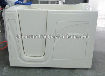 Portable Walk In Bahtub Portable Bathtub For Adults Elderly Walk ...