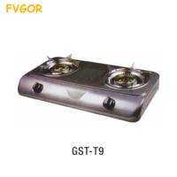2 Burner stove electric plate gas cooker parts hot products to sell online