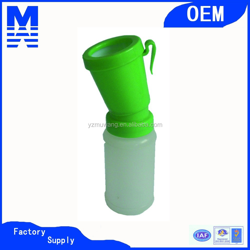 wholesale company plastic non-return teat dip cup