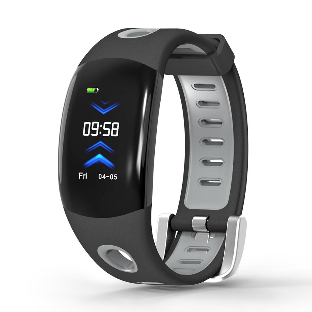 DM11 Smart Bracelet IP68 Waterproof Wristband Heart Rate Monitor Pedometer Smart Watch Color LCD Screen For iOS Android фото