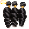 Brazilian loose deep wave hair weave wholesale hair weave distributors