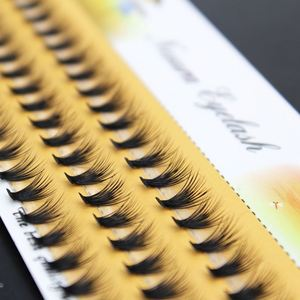 5D Volume Mink LASH with Blink Lash Stylist amp; Care / 5D Volume Eyelash Extension in Korea / 12 lines / J,B,C,D curl /