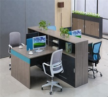 Charmant 2 Person Office Desk, 2 Person Office Desk Suppliers And Manufacturers At  Alibaba.com