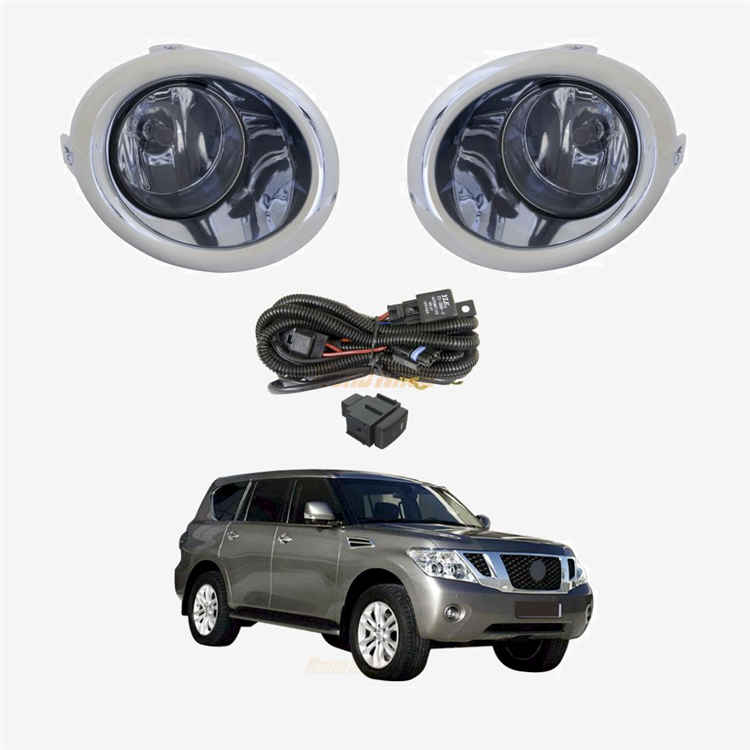 Fog Light L For Nissan Patrol Wholesale Rhalibaba: Car Fog Light Wiring Harness At Elf-jo.com