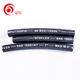 High quality chinese supplier 1 inch stainless steel wired hydraulic flexible hose pipe