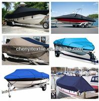 Chinese factory polyester boat cover
