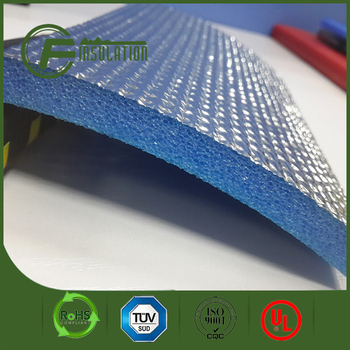 XPE Foam Polyolefin Foam with Aluminum foil for roof insulation, View  aluminum foil foam insulation, CF Product Details from Guangzhou Cheerfore