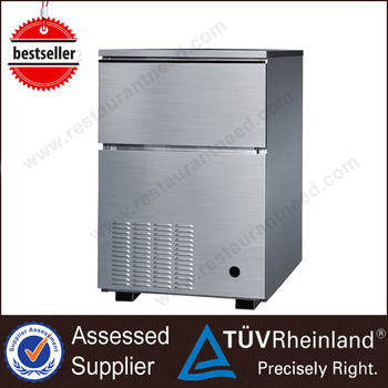 Combination/Separate Type Cube ice maker machine heavy duty