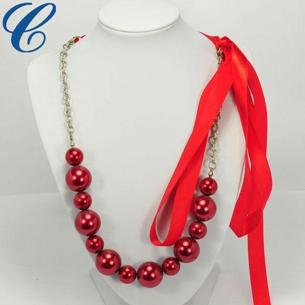 9216131528cb 2016 Nueva Moda Rojo Collar - Buy Rojo Collar De La Manera