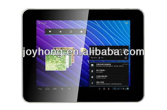 9 inch Built-in 3D accelerate Tablet PC with All Winner A13
