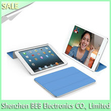 Genuine smart leather cover case for ipad mini on sale