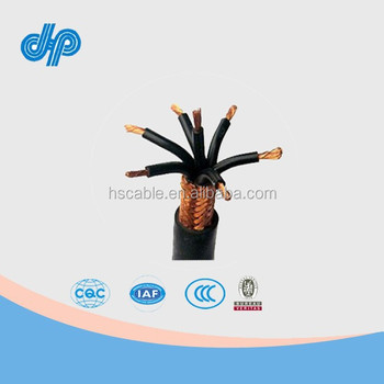 20 18 16 14 Awg Multi Cores Copper 7 Conductor,5 Conductor Pvc Cable ...