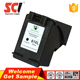 Supricolor 61 black ink cartridge compatible for hp deskjet 1010/1510 With Ink Level