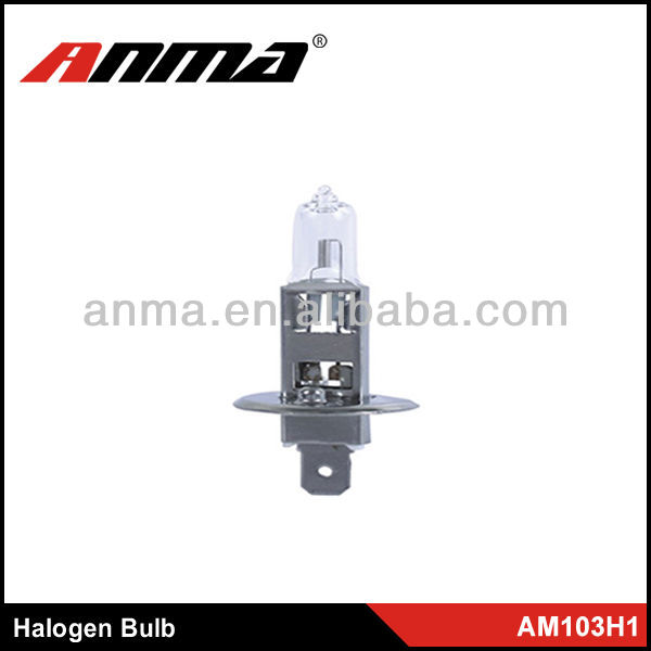 Quartz spotlight t5 halogen bulb h4 12v China factory prce