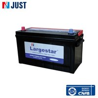 Largestar High quality Maintenance Free N100 12 volt Sealed Lead Acid car battery