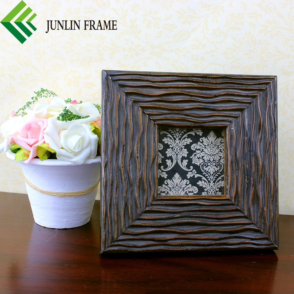 Western Aged Standard Photo Frame,Solid Wood 3x3 Frames - Buy Wood 3x3  Frames,3x3 Photo Frame,3x3 Box Frame Product on Alibaba com