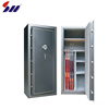 320*320*1400mm Excellent quality high quality free sample storage metal weapon gun safe locker cabinet