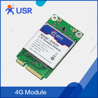 USR-G402tf-mPCIe 4G Mini PCIE Module,TD-LTE Band 38/39/40/41 and FDD-LTE Band 1/3 Network