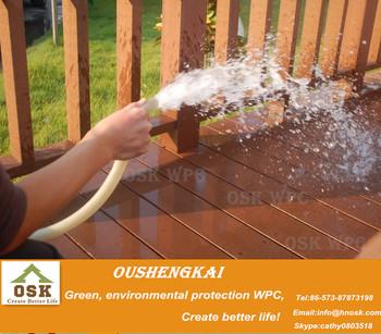 Wasserdicht Solide Wpc Holz Kunststoff Verbundmaterial Wpc