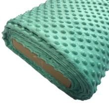 100% polyester velboa minky stoff plüsch für baby decke <span class=keywords><strong>polster</strong></span>