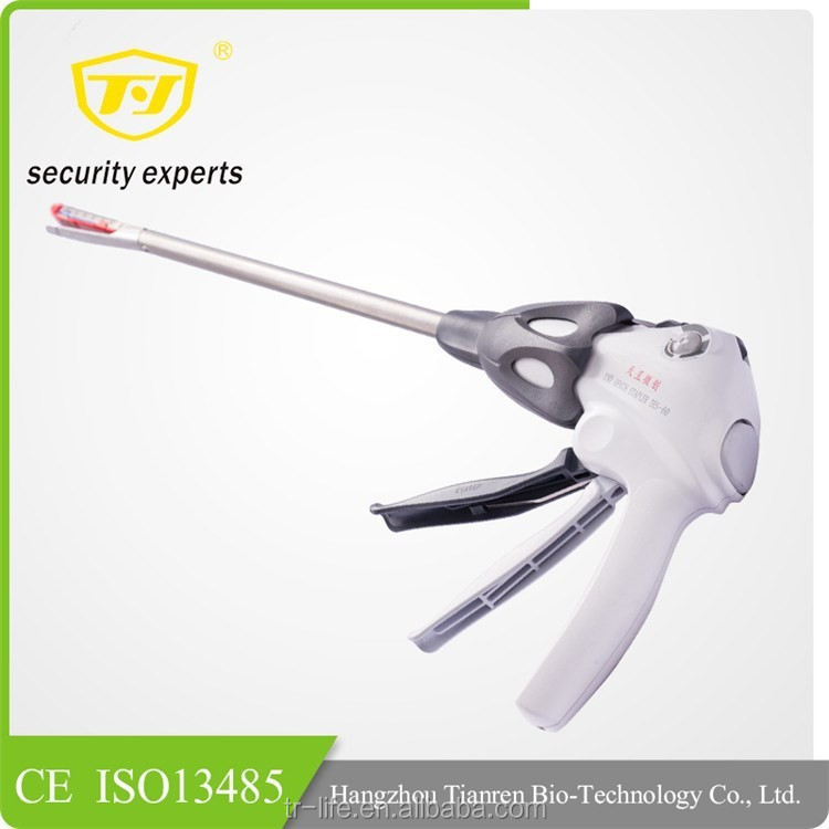 medical device &disposable Abdominal surgical Endoscopic Stapler &CE approved& manufacturer