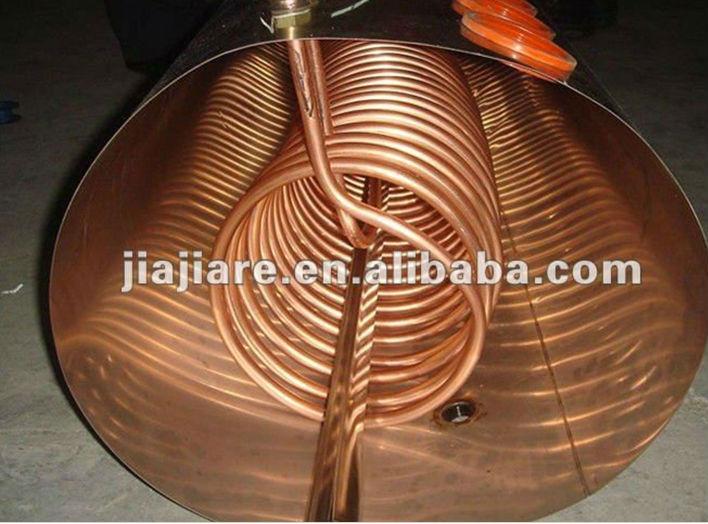 Haute efficacit thermosiphon pr chauff e chauffe for Chauffage piscine thermosiphon